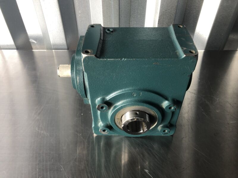 Dodge Tigear2 26S50H Tigear 2 Gear Reducer 50:1 Ration Max HP 1.32 NEW!!!