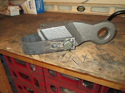 Pipe Dog Dawg Pipe Puller For Windmill Pump Well New