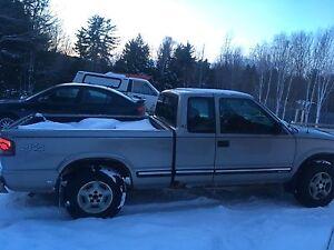 2002 Chevy S-10