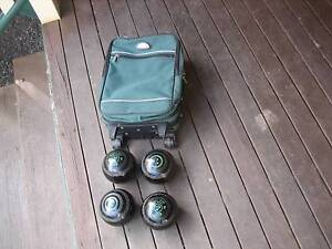DRAKES PRIDE XTRA SPECIAL LAWN BOWLS SIZE 4H GREAT COND WITH BAG Buderim Maroochydore Area Preview