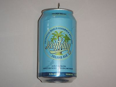 Keybilly Island Ale   Brew Hub  Florida   Empty 12Oz Beer Can Collectible