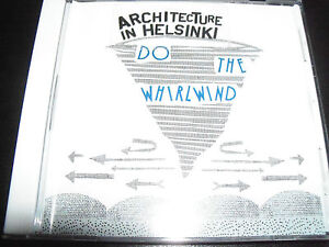 Architecture-In-Helsinki-Do-They-Whirlwind-Rare-4-Track-CD-EP