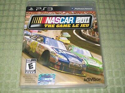 NASCAR 2011: The Game (Sony PlayStation 3) PS3 CIB Complete Racing comprar usado  Enviando para Brazil