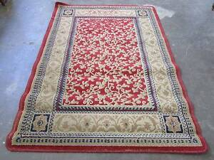 D5083 Red KAYSERI Oriental Floor Rug Mat TURKEY Mount Barker Mount Barker Area Preview