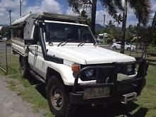 1988 Toyota LandCruiser Parramatta Park Cairns City Preview