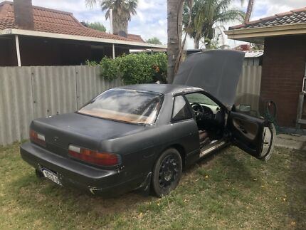 S13 project car