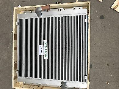 4208651 Hydarulic Oil Coolercore Fits Hitachi Ex200-1 Ex200lc 6bd1free Ship