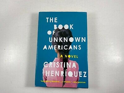 Book of Unknown Americans by Cristina Henríquez 2014 HB DJ