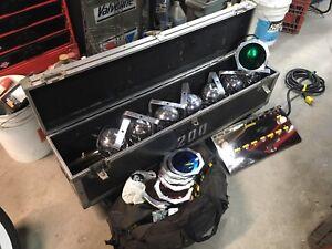Système d'éclairage de spectacle / show light system