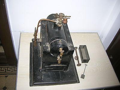 Großer uralter Damfmaschinenkessel Modell Kessel - ca. 20er/30er Jahre