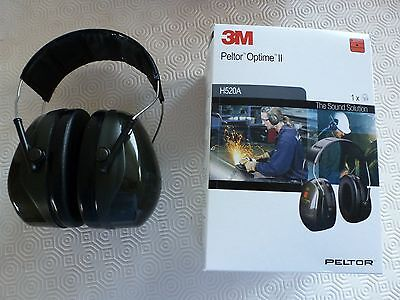 3M Peltor Optime II Defenders