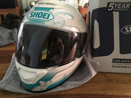 SHOEI Qwest Serenity XXS helmet
