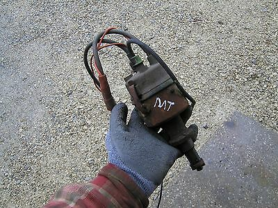 John Deere Mt Tractor Original Jd Engine Motor Distributor Drive Assembly