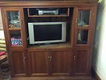 TV cabinet/ entertainment unit Tempe Marrickville Area Preview