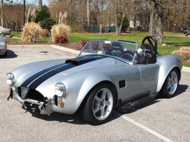 1965 shelby mkii cobra replica by factory five ford v8 t56 trans fast used replica. Black Bedroom Furniture Sets. Home Design Ideas