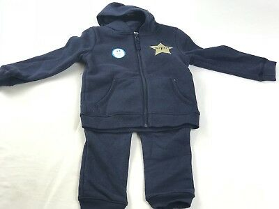 Carters Girls 2 Pieces Pants And Jacket Suite  Size 18M