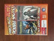 Prince Of Persia Double Pack PC Games Watanobbi Wyong Area Preview