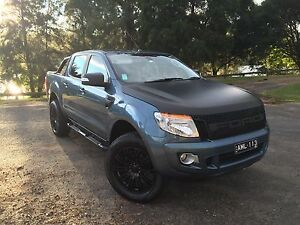 2012 Ford Ranger Highrider XLT Penrith Penrith Area Preview