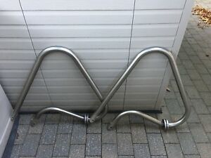 Stainless Steel Pool Handrails