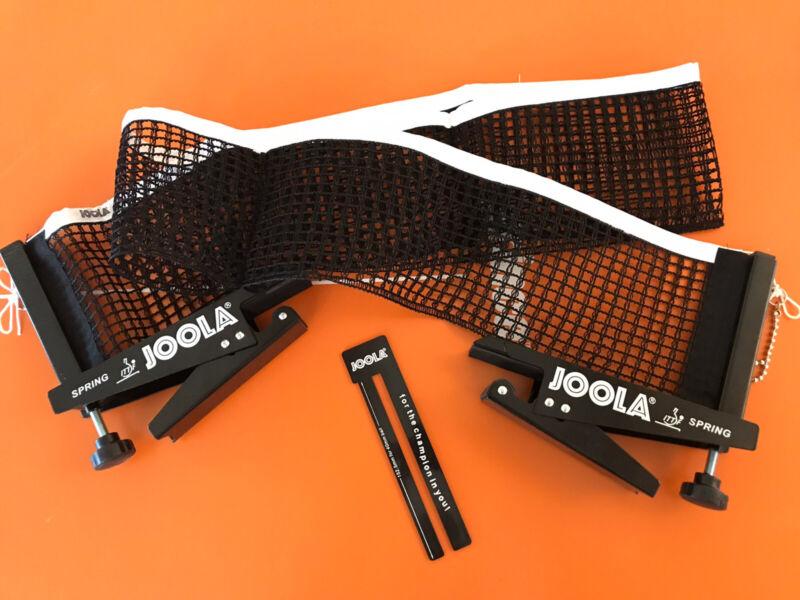 JOOLA SPRING Table Tennis Net and Post Set