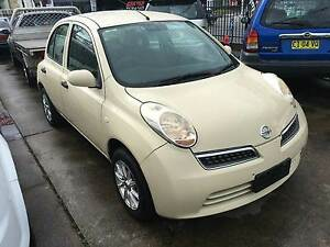 2008 Nissan Micra Hatchback AUTO - CHEAP Lakemba Canterbury Area Preview