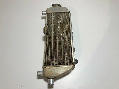 04 Yamaha YZ250 YZ 250 OEM Right Radiator Engine Cooling Rad 02-17