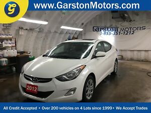 2012 Hyundai Elantra POWER SUNROOF*PHONE CONNECT*HEATED FRONT SE