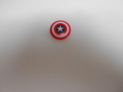 Lego® Super Heroes Marvel Zubehör 1x Captain America Schild Neu