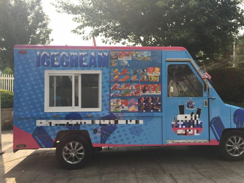 UMC Ice Cream Truck for Sale in Massachusetts!!!