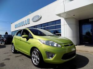 Ford Fiesta SES auto bluetooth