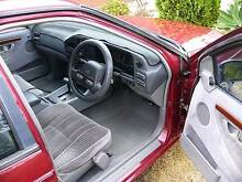 1992 Ford Fairlane Sedan Moonta Copper Coast Preview