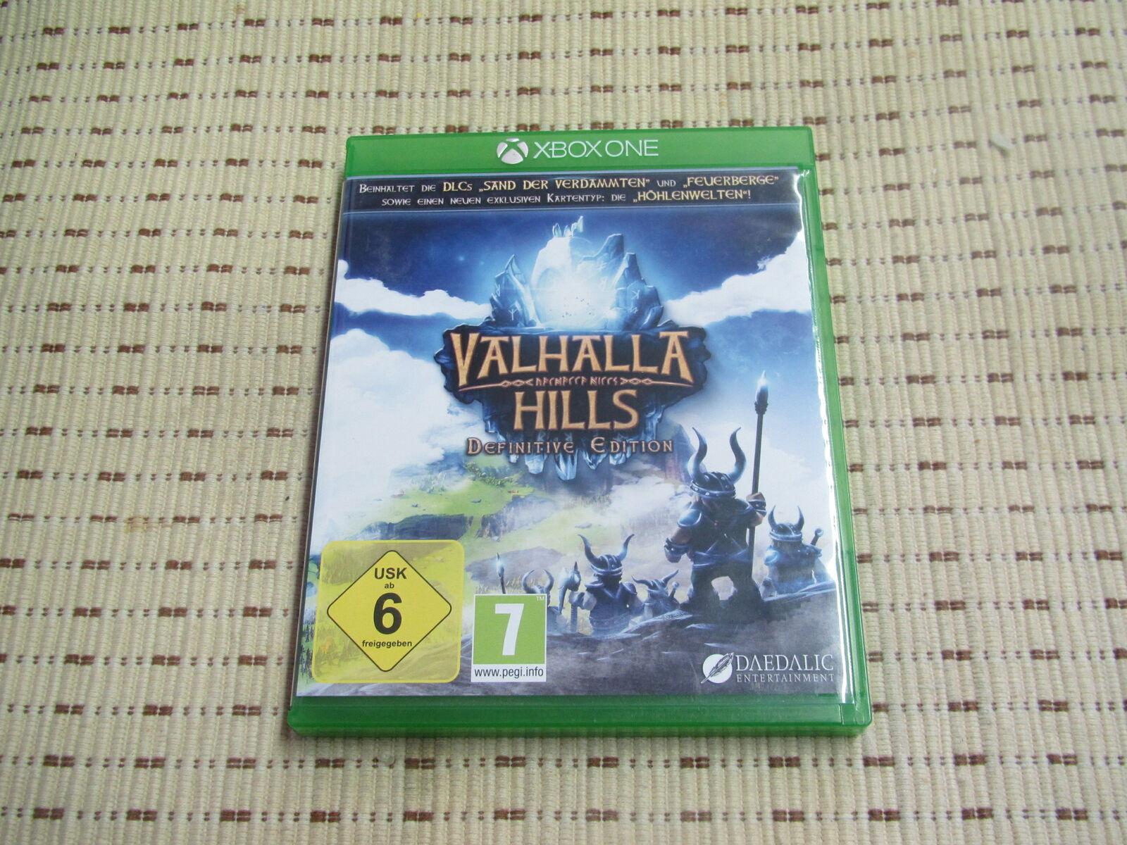 Valhalla Hills Definitive Edition für Xbox One XboxOne *OVP*