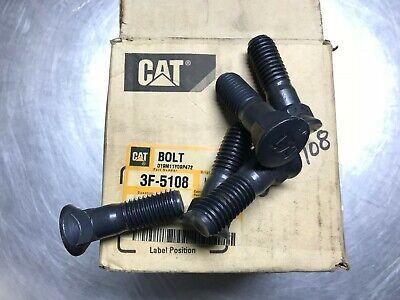 3f5108 Genuine Cat Plow Bolt 58-11 X 2.25 Qty Of 10 Bolts Caterpillar 3f-5108