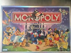 Monopoly Board Game (Disney Edition)