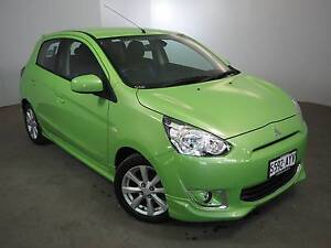 2013 Mitsubishi Mirage Hatchback Mount Gambier Grant Area Preview