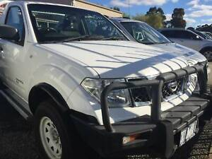 NISSAN NAVARA RX D40 TRAY  2011 Mount Clear Ballarat City Preview