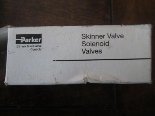 8 - Parker 76639 Solenoid Valve Repair Kit Hannifin Skinner Nib New
