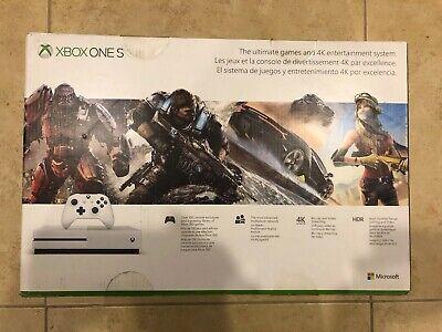 xbox one s 1tb console new