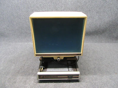 Northwest Microfilm 575 Microfiche Reader Tested Working