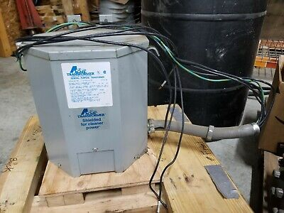 Acme Transformer Primary 240 X 480 Secondary 120240 10 Kva 60 Hz 1 Phase