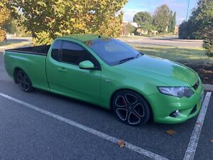 2008 Ford Falcon Xr6t 6 Sp Auto 406RWHP