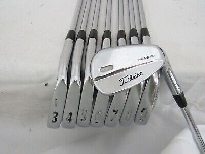 Used, Used Titleist MB 710 Forged (3-P) Iron Set True Temper Dynamic Gold S300 (Stiff) for sale  Shipping to Canada