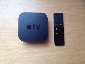 Apple TV 32GB 4th Generation - Like-new condition Hornsby Hornsby Area Preview
