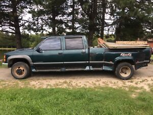1997 GMC Sierra 3500 For Sale Or Trade