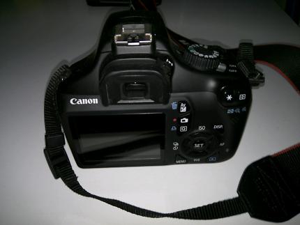 Canon 1100D digital SLR camera