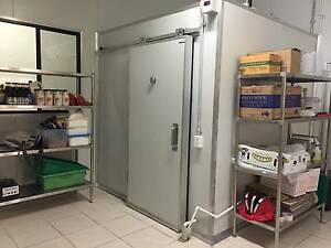 Commercial kitchen for catering / food manufacture - HACCP Alexandria Inner Sydney Preview
