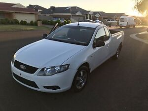 2008 Ford Falcon fg Ute for sale with rwc drive like new.. Craigieburn Hume Area Preview
