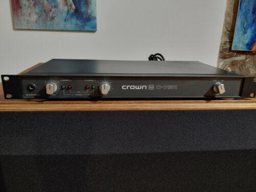 CROWN D75 AMPLIFIER