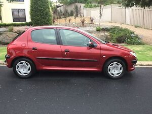 2002 PEUGEOT 206 XT HATCHBACK Salisbury Plain Salisbury Area Preview