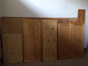 Wood Pine Cedar Plywood Pressboard